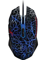 Недорогие -dareu g60 проводная игровая мышь семь ключей 4000dpi