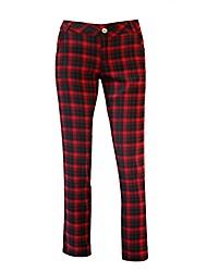 Unisex Pantalone lungo Golf Pantalone/Sovrapantaloni Allenamento Indossabile Golf