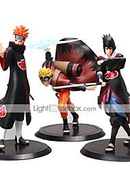 abordables -Las figuras de acción del anime Inspirado por Naruto Madara Uchiha 19-16 CM Juegos de construcción muñeca de juguete