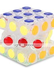 Недорогие -Волшебный куб IQ куб Чужой 3*3*3 Спидкуб Кубики Рубика головоломка Куб Стресс и тревога помощи Товары для офиса Сбрасывает СДВГ, СДВГ, Беспокойство, Аутизм Классика Места Детские Взрослые Игрушки