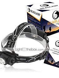 preiswerte -U'King Stirnlampen Schweinwerfer LED 1500 lm 3 Modus Cree XP-E R2 Hohe Kraft Multifunktion Kompakte Größe Einfach zu tragen Camping /