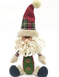 1pç Natal Enfeites de Natal Decorações de férias,20*8