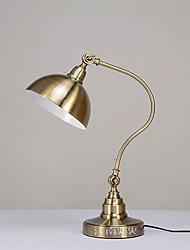 Øjenbeskyttelse Bordlampe Til Metal 220 V Bronze