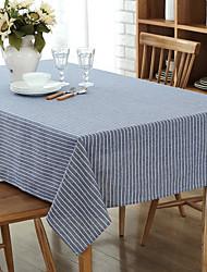 economico -Elegant Cotone/poliestere Quadrato Tovaglie Decorazioni da tavola