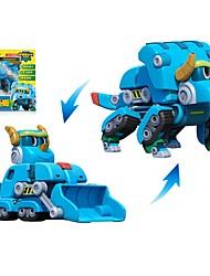 economico -Robot Barchette giocattolo Escavatore Giocattoli Dinosauro Animali Animali Autovetture Animali trasformabile Interazione tra genitori e