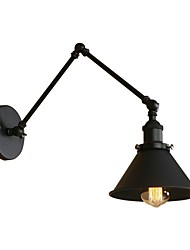 billiga -Anti-reflex / Ministil Retro / vintage / Traditionell / Klassisk Swing Arm Lights Studierum / Kontor / affärer / caféer Metall