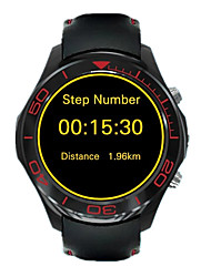 JSBP® S1 Plus SmartWatch With Bluetooth Gps Navigation Fitness Activity Tracker Heart Rate Monitor Support 3g Sim Wifi Waterproof  for IOS Android APP