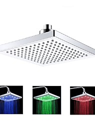 led led chrome feature-lighting, chuveiro
