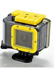 abordables -cámara de acción deportiva koonlung cámara impermeable con lente gran angular 140d 1.5 '' mini grabadora digital HD también versión de