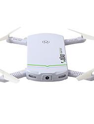 abordables -RC Drone X-102 4 canaux 6 Axes 2.4G Avec Caméra HD 0.3MP Quadri rotor RC Retour Automatique / Mode Sans Tête Quadri rotor RC / Manuel