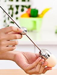 Недорогие -нержавеющая сталь яйцо верстальный резак раковина нож нож кулер кухня простой инструмент