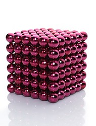 cheap -Magnet Toys Super Strong Rare-Earth Magnets Magnetic Blocks Magnetic Balls Stress Relievers 216 Pieces Toys Magnetic Cat Eye Glossy