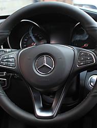 Недорогие -автомобильные крышки рулевого колеса (кожа) для mercedes-benz все годы b200 e класс c класс glc260