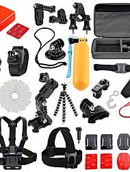 abordables -Caméra d'action / Caméra sport Extérieur Anti Rayure Pliable Antichoc Pour Caméra d'action Gopro 6 Gopro 5 Gopro 4 Session Gopro 4 Silver