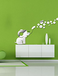 economico -Animali Adesivi murali Adesivi aereo da parete Adesivi decorativi da parete,Vetro Decorazioni per la casa Sticker murale Finestra