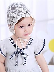 cheap -Girls' Hats & Caps, Spring Cotton Bandanas - White