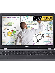 Недорогие -ACER Ноутбук блокнот EX2519 15.6 дюймов LED Intel Atom N3160 4 Гб GDDR3 500GB Intel HD Windows 10