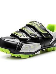 abordables -Tiebao® Chaussures de Vélo de Montagne Chaussures Vélo / Chaussures de Cyclisme Adulte Antidérapant Ventilation Massage Vélo tout terrain