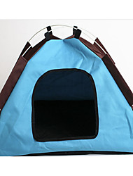 cheap -Dog Bed Pet Liners Color Block For Outdoor Sporting Camping & Hiking Portable For Pets