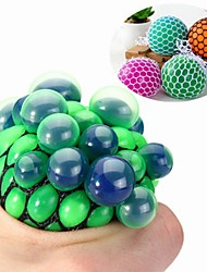 cheap -LT.Squishies Squeeze Toy / Sensory Toy Circular Office Desk Toys Stress and Anxiety Relief Decompression Toys Novelty Food&Drink All