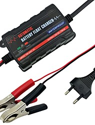 cheap -Battery Charger Maintainer for Cars Motorcycles Boats ATVs UTVs PWCs RVs
