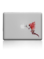 cheap -MacBook Case for Matte Sticker Transparent plastic Material MacBook Air 13-inch Macbook Air 11-inch MacBook Pro 15-inch with Retina