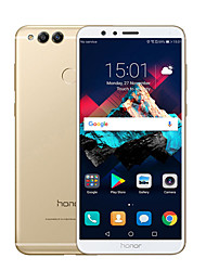"economico -Huawei HONOR 7X Global Version 5.95 "" Smartphone 4G ( 4GB + 64GB 2 MP 16MP Hisilicon Kirin 659 3340mAh)"