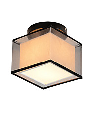 cheap -Square Modern Simple Ceiling Lamp Flush Mount Lights Entry Hallway Game Room Kitchen Light Fixture