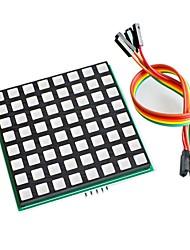 cheap -Raspberry Pi 3/2/B LED Full Color Dot Matrix Raspberry Pie 3 8*8