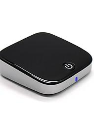 Недорогие -2-в-1 приемник Bluetooth-приемника с spdif aux 3,5 мм беспроводной аудиоадаптер aptx с низкой задержкой для домашних стереосистем и