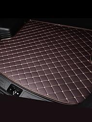 cheap -Automotive Trunk Mat Car Interior Mats For BMW All years 3 Series 5 Series X1 X5 525Li 320Li X3 Leather