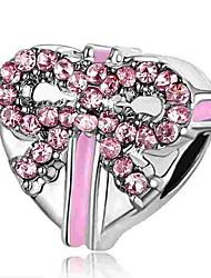 Недорогие -Ювелирные изделия DIY 1 Бусины Белый Светло-Розовый Сердце Шарик 0.2 DIY Браслеты Ожерелье