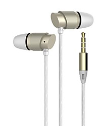 cheap -Havit F1 Earbud Wired Headphones Dynamic Copper Mobile Phone Earphone Wired without Timer Mini Comfy Ergonomic Comfort-Fit with Microphone
