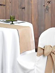Недорогие -джут Свадебные украшения Свадьба / Вечеринка / ужин Классика / Урожай Theme Все сезоны