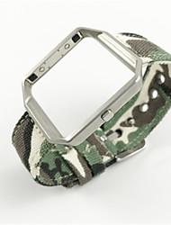 cheap -Watch Band for Fitbit Blaze Fitbit Modern Buckle Fabric Wrist Strap
