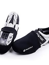 abordables -Nuckily Surchaussures Couvre-chaussures de Cyclisme Adulte Etanche Garder au chaud Séchage rapide Pare-vent Résistant aux ultraviolets