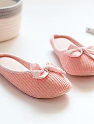 cheap -Flip-Flop House Slippers Women's Slippers Cotton Cotton