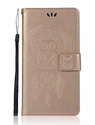 economico -Custodia Per Xiaomi Redmi Nota 4X Redmi 4X Porta-carte di credito A portafoglio Con supporto Con chiusura magnetica Fantasia/disegno