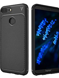 cheap -Case For Huawei Honor 9 Lite Honor 7X Shockproof Frosted Solid Color Soft for Huawei