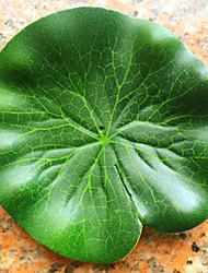 abordables -10 Une succursale Mousse de polystyrène Plantes Arbre de Noël Fleurs artificielles