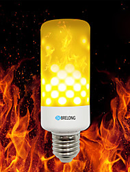 cheap -BRELONG E27/E14/B22 2835 99LEDs Fire Flame Bulb Light AC 85 - 265V