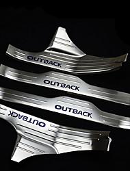 Недорогие -автомобильные салонные пластины для салона автомобиля для Subaru 2015 2016 2017 стальная стальная сталь