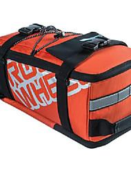 preiswerte -ROSWHEEL Fahrradtasche 5LFahrradrahmentasche Fahrrad Kofferraum Tasche/Fahrradtasche Regendicht Anti-Shock Tasche für das Rad Nylon Leder