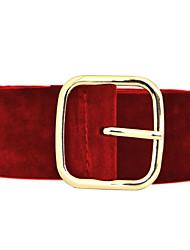 abordables -Mujer Elegante Cinturón Slim - Vintage