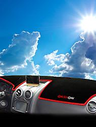 preiswerte -Automobil Armaturenbrett Matte Innenraummatten fürs Auto Für Nissan 2008 2009 2010 2011 2012 2013 2014 2015 Qashqai