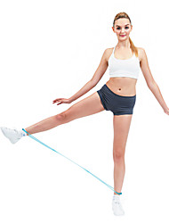 cheap -Exercise Bands/Resistance bands Exercise & Fitness Gym Stretch Normal Life Pull Strength Training ABS