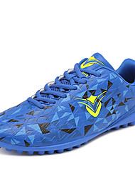 Недорогие -Девочки Мальчики Обувь Искусственное волокно Весна Удобная обувь Спортивная обувь Voetbal для Атлетический Красный Светло-Зеленый