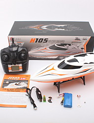 cheap -RC Boat H105 ABS 4 Channels 28-30 KM/H