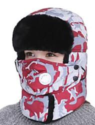 economico -Sci Maschera Viso / Caps Skull Unisex Caldo Tavola da snowboard Cotone Camouflage Sci / Escursionismo / Ciclismo / Bicicletta Autunno /