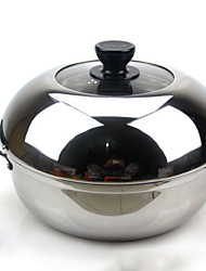 cheap -Rice Cooker Multifunction Japanese Stainless Steel Food Steamers 220V Kitchen Appliance